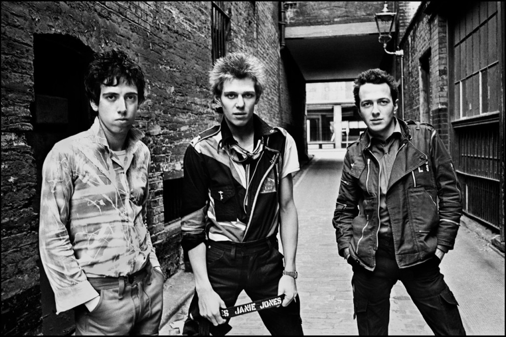 The Clash © Chalkie Davies