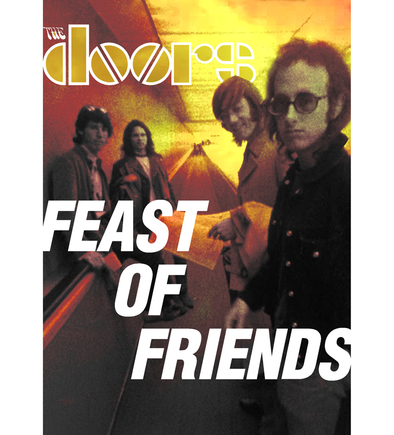 Feast Of Friends Cover Art