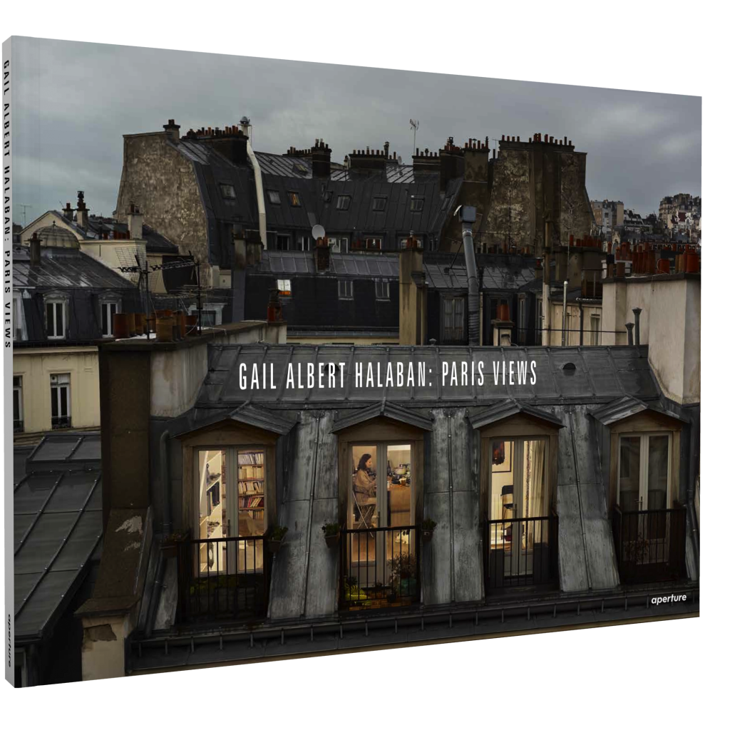 Gail Albert Halaban: Paris Views (Aperture, 2014)