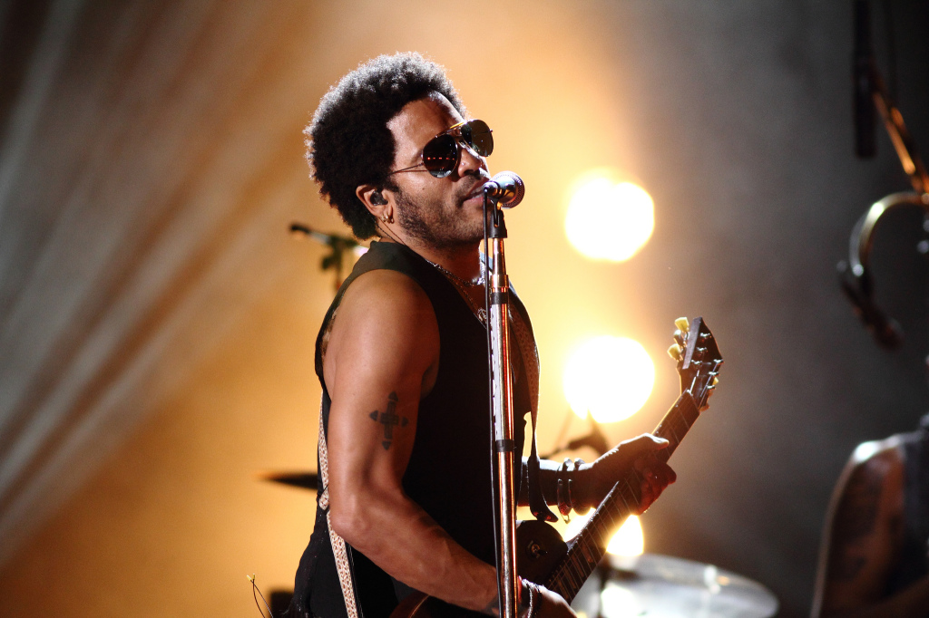 Lenny Kravitz - CMA Fest 2013 - Nashville, Tn 331 Picture of Lenny Kravitz performing on the LP Field stage during CMA Fest 2013 in Nashville, Tn. Photo by  Larry Darling