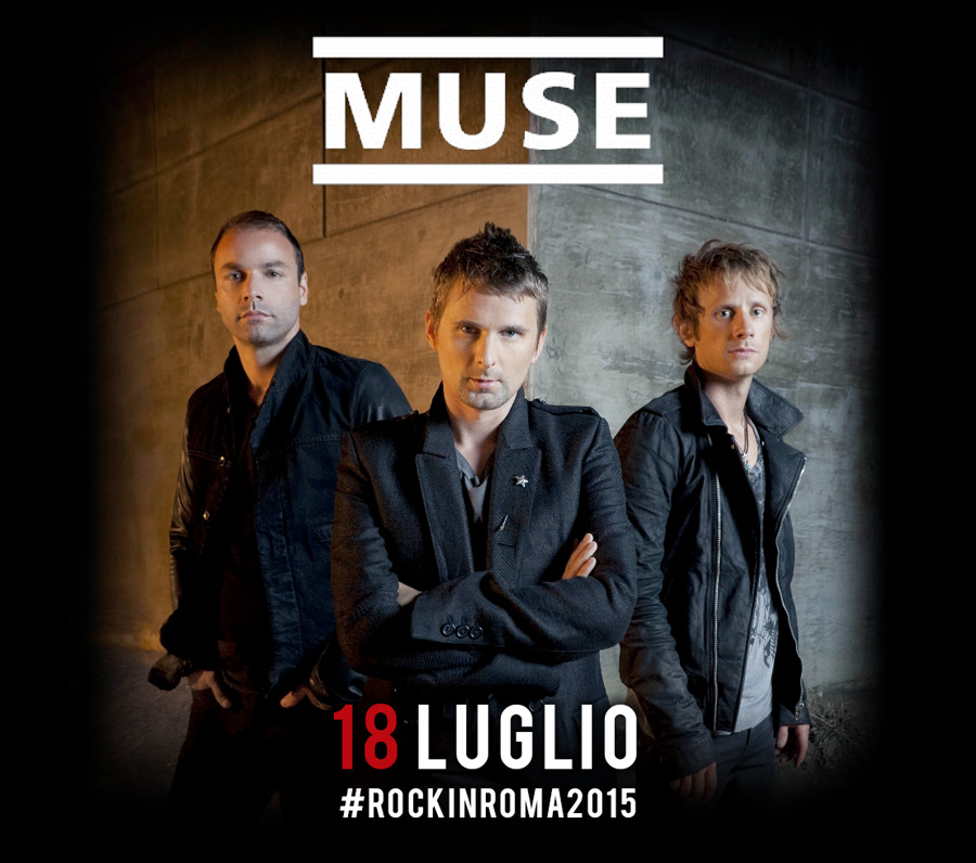 muse+rock+in+roma