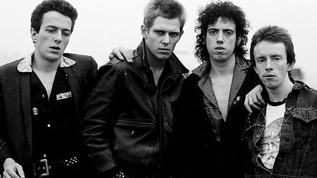 The Clash New Year Day's '77