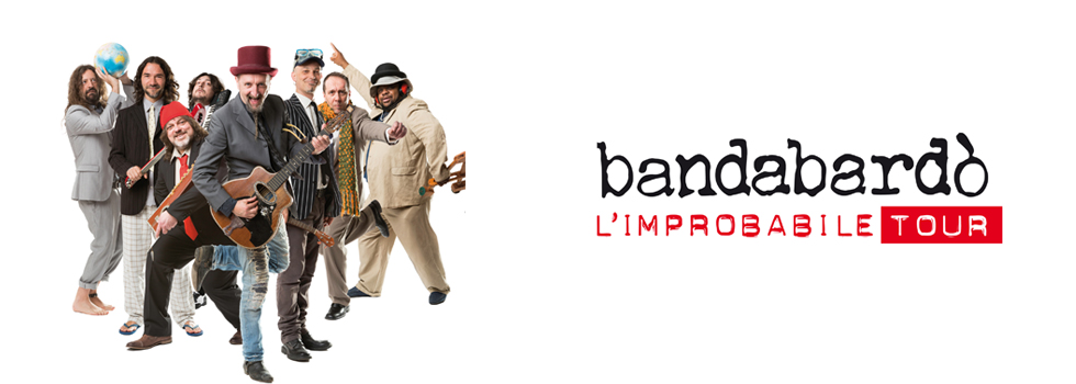 bandabardo impossibile tour