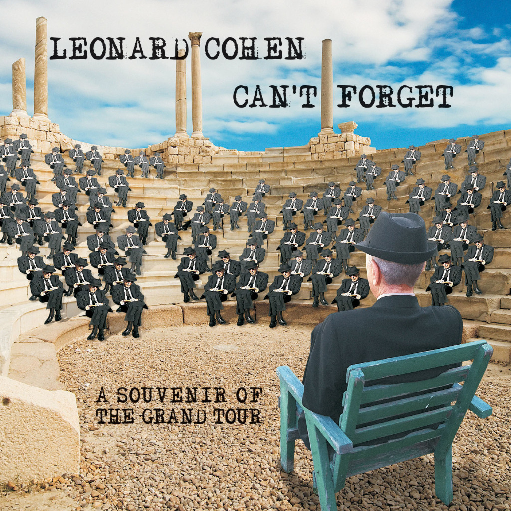 SONY MUSIC ENTERTAINMENT CANADA INC. - Leonard Cohen Releases 'C
