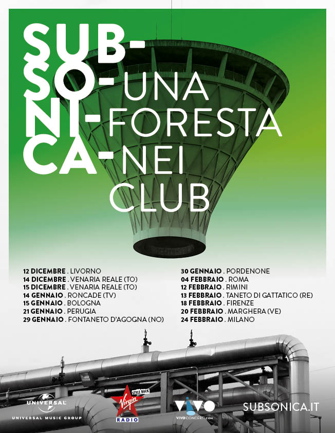 Subsonica_club_tour
