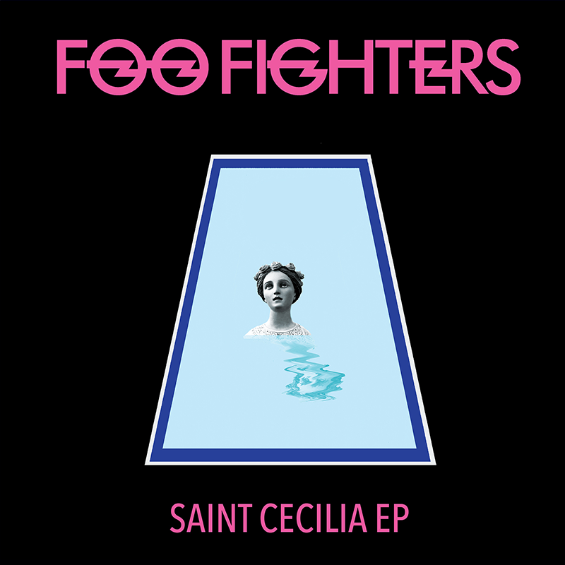 Foo Fighters Saint Cecilia