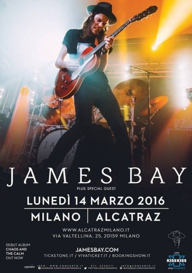 James Bay Milano