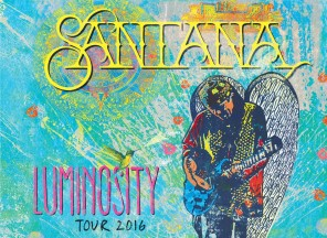 Santana  Luminosity Tour 2016