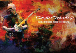 david gilmour Rattle that lock Tour