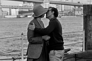 Diane Keaton and Woody Allen, Pier 17, Annie Hall